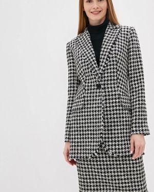 Черный пиджак Gregory