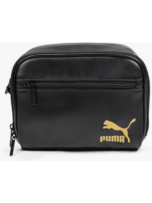 Сумка из полиуретана - черная Puma