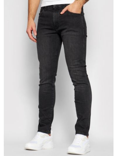 Mom jeans - czarne Wrangler