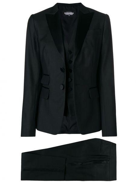 Spodni garnitur dżinsowa niebieski Dsquared2