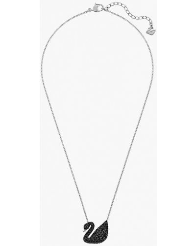 Серебряная подвеска серебряного цвета Swarovski