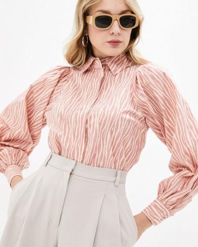 Розовая весенняя блузка Y.a.s