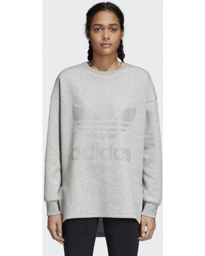 Серая толстовка Adidas Originals
