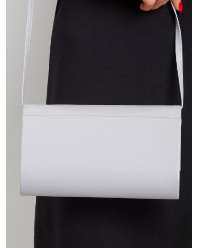 Fioletowa kopertówka materiałowa Fashionhunters