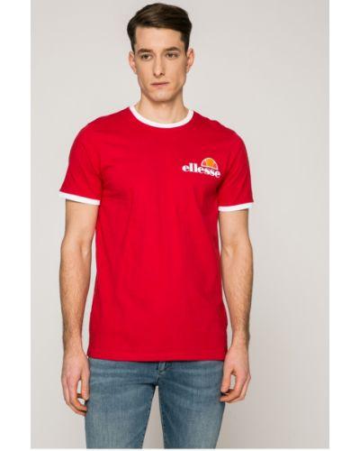 Красная футболка Ellesse