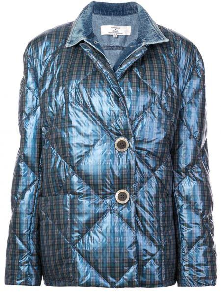 Стеганая куртка - синяя Natasha Zinko