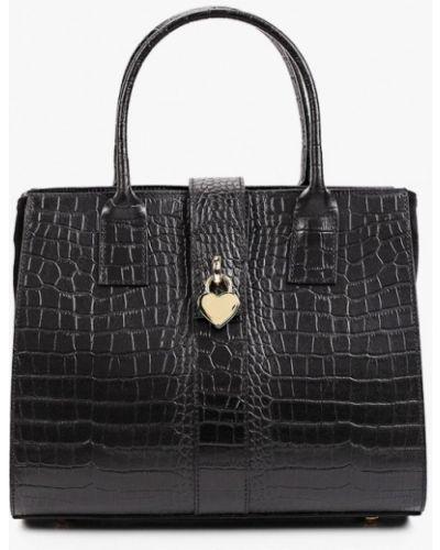 Черная зимняя сумка Giorgio Costa