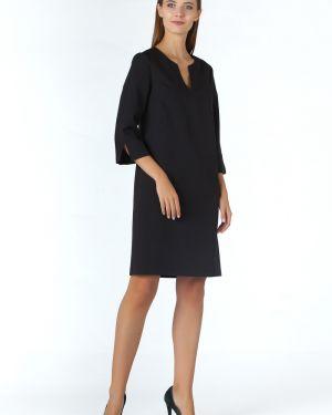 Платье миди деловое платье-сарафан Zip-art