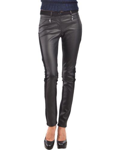 Черные брюки Armani Jeans