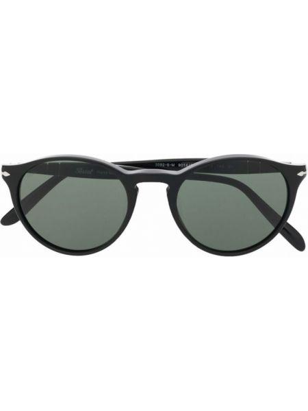 Czarne okulary Persol