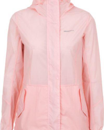 Куртка с капюшоном укороченная водонепроницаемая спортивная Merrell