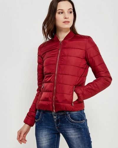 Утепленная куртка демисезонная осенняя Jennyfer