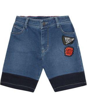 Шорты маленький джинсовые Little Marc Jacobs