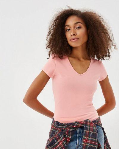 Розовая футболка твое