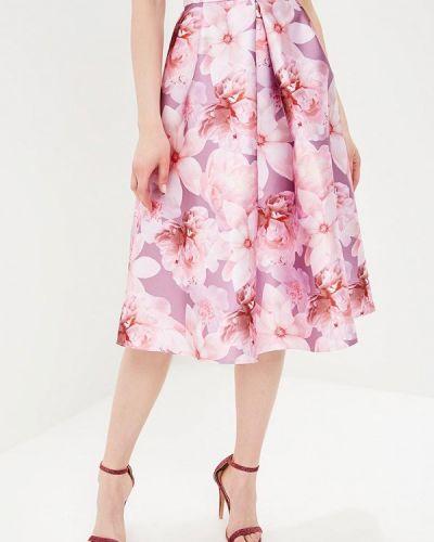 Розовая юбка весенняя Dorothy Perkins