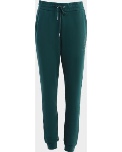 Спортивные брюки - зеленые Armani Exchange