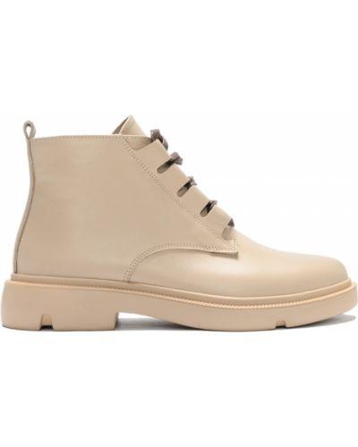 Ботинки - бежевые Alex Bell