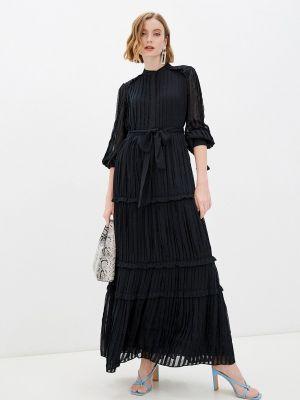 Вечернее платье - черное Stefanel