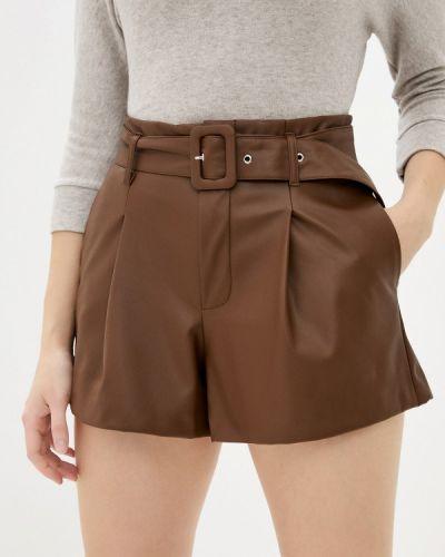 Коричневые повседневные шорты Softy