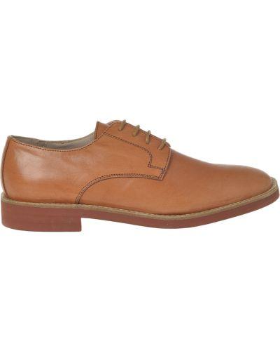 Туфли коричневый Gallucci