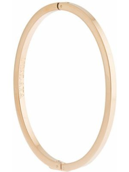 Золотистый браслет золотой позолоченный Nialaya Jewelry
