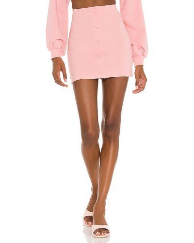 Różowa spódnica bawełniana Camila Coelho