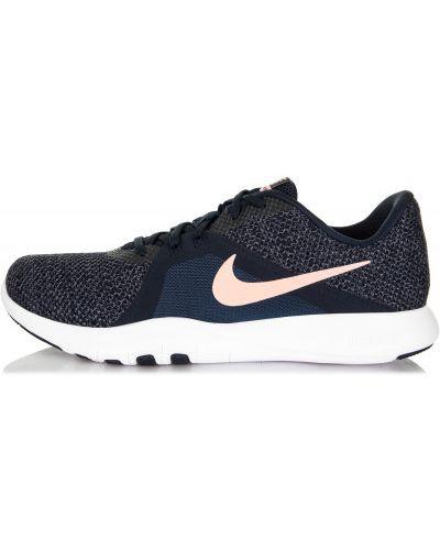 Кроссовки на платформе на шнуровке для фитнеса Nike