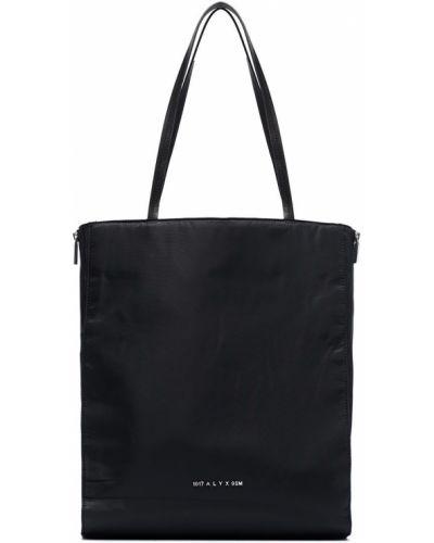 Czarna torebka z nylonu 1017 Alyx 9sm