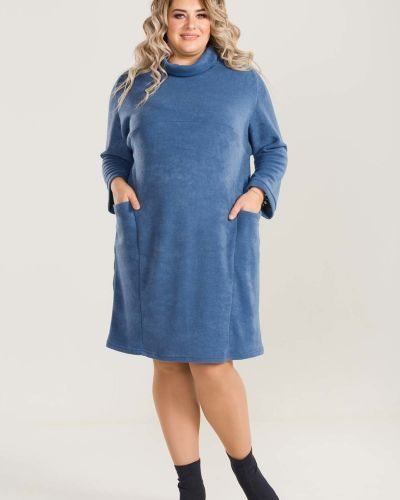Платье из ангоры платье-сарафан Luxury