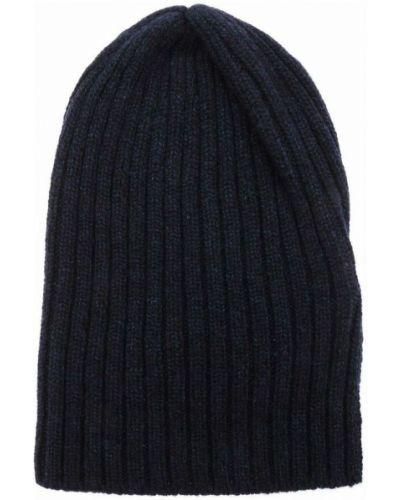 Niebieska czapka beanie Fedeli