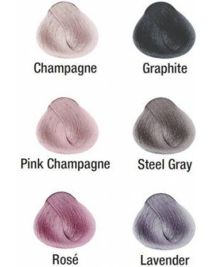 Краска для волос розовый Kis