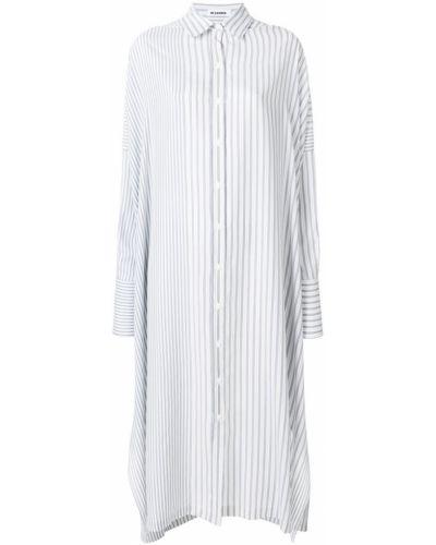 Платье платье-рубашка на пуговицах Jil Sander