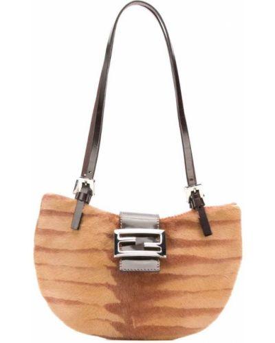 f4f8035dc1c8 Женские кожаные сумки Fendi Vintage - купить в интернет-магазине ...