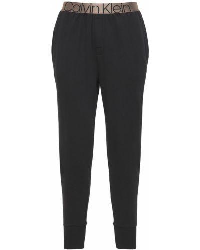 Czarne joggery Calvin Klein Underwear