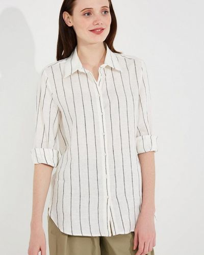 Белая рубашка Weekend Max Mara