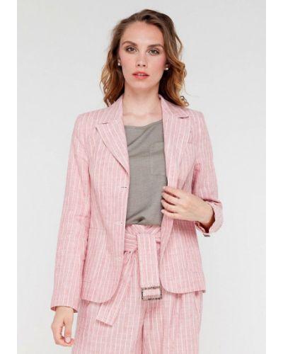 Розовый пиджак Gregory