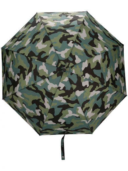 Z paskiem automatyczny parasol khaki za pełne Mackintosh