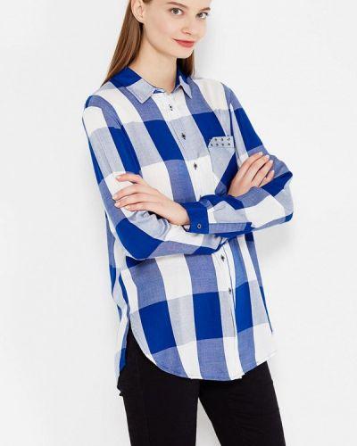 Блузка с длинным рукавом синяя So Sweet