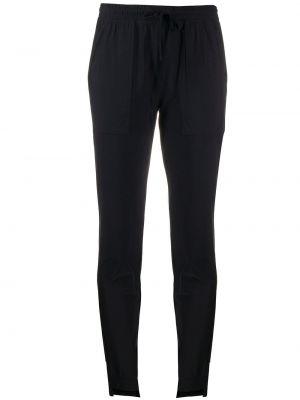 Sportowe spodnie z wysokim stanem spodnie Filippa-k Soft Sport