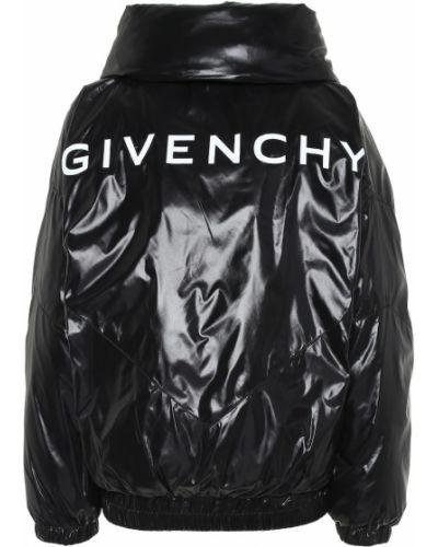 Куртка черная Givenchy