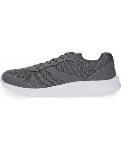 Кожаные кроссовки беговые для бега на шнуровке Gsd