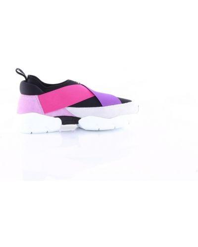 Różowe sneakersy Emilio Pucci