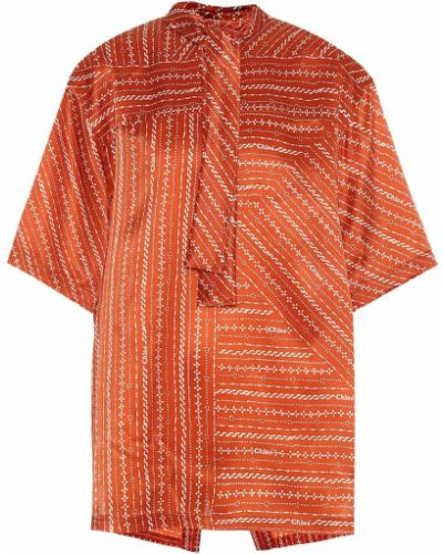 Блузка винтажная Chloé