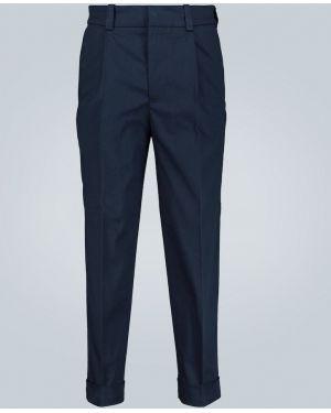 Krótki spodnie elastyczne z mankietami Acne Studios
