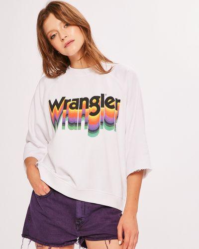 Кофта с капюшоном с вырезом Wrangler