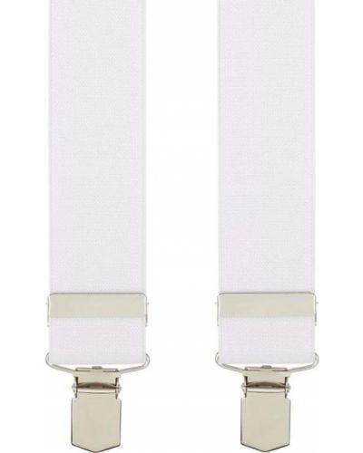 Szelki bawełniane - białe Lloyd Men's Belts