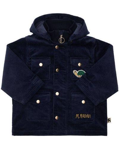 Куртка вельветовая Mini Rodini