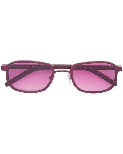 Солнцезащитные очки красный Blyszak