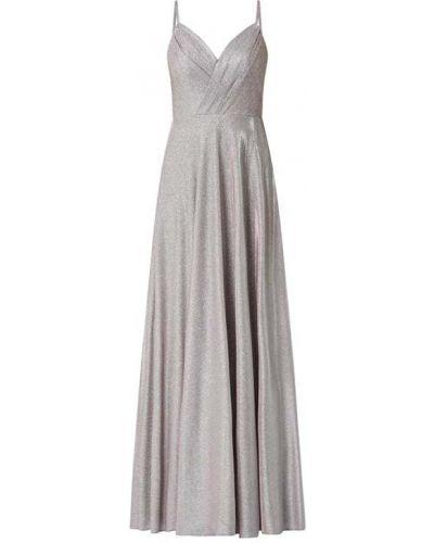 Sukienka wieczorowa rozkloszowana Laona