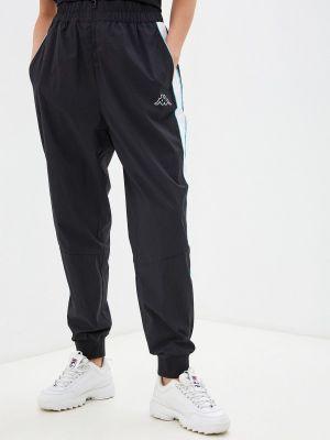 Спортивные брюки - черные Kappa